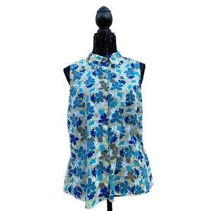 CAbi Style #5215 Wish Floral Tank Top